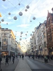Christmas Ox Street