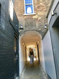Newman Passage