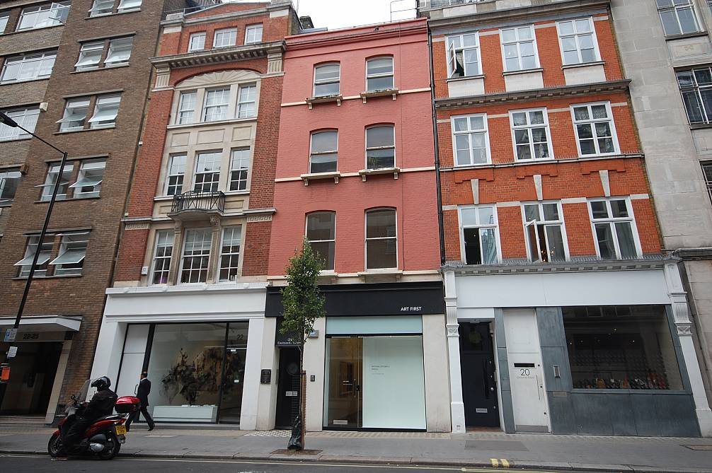 Eastcastle Street, FITZROVIA